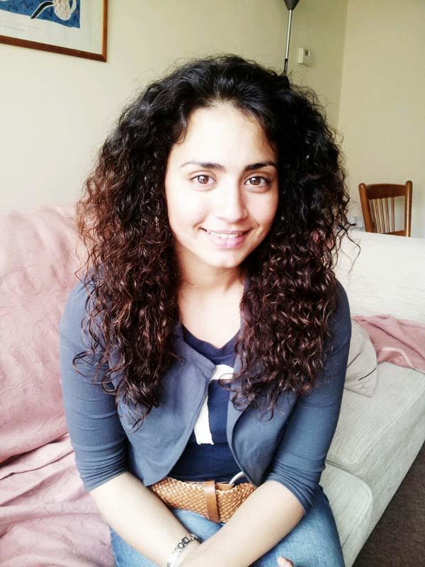 Miznah Al-Abbadey, Health Psychology PhD student at the University of Southampton