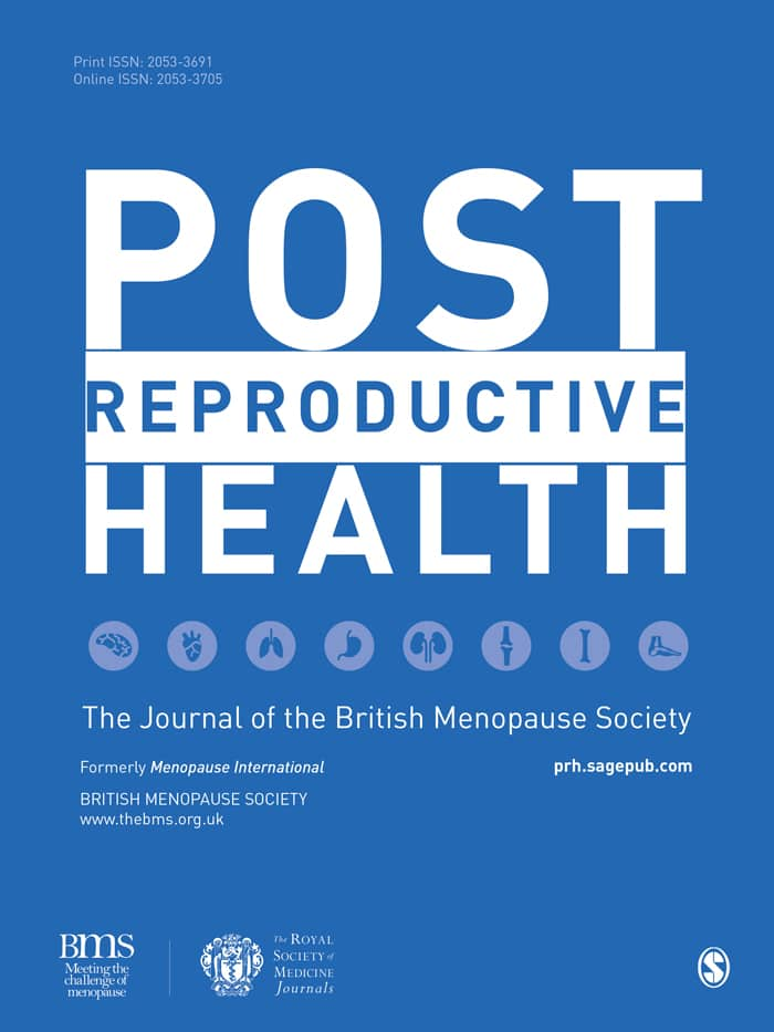 Post Reproductive Health cover