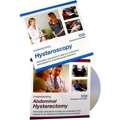 Understanding: Hysteroscopy plus Understanding: Abdominal Hysterectomy