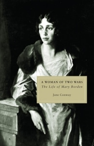 A Woman of Two Wars book cover