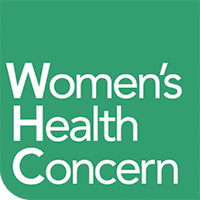 Women's Health Concern Retina Logo